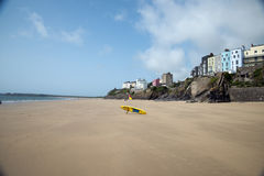 Tenby Royalty Free Stock Images