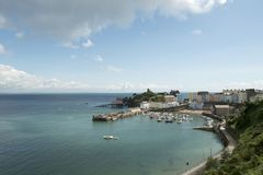 Tenby, South Wales Royalty Free Stock Photos