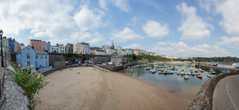 Tenby, South Wales Royalty Free Stock Image