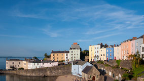 Tenby, South Wales, UK Royalty Free Stock Photo