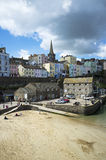 Tenby a Welsh holiday resort Wales UK Royalty Free Stock Image