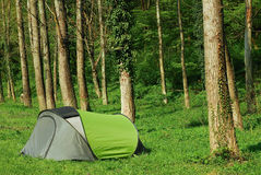 Tenda Fotografie Stock Libere da Diritti