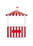 tenda Fotografia de Stock Royalty Free