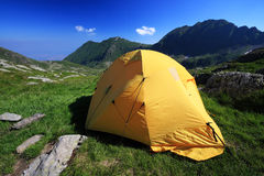 Tenda Fotografia Stock