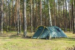 tenda Fotografia Stock Libera da Diritti