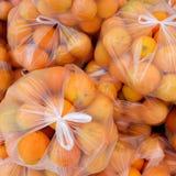 Tenda Chipre do fruto das laranjas Foto de Stock Royalty Free