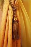 Tenda con un ornamento Fotografia Stock