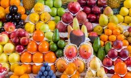 Tenda 1 da combinação da mistura do fruto fotografia de stock