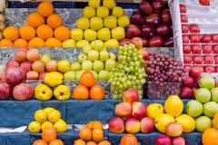 Tenda 4 da combinação da mistura do fruto imagem de stock royalty free