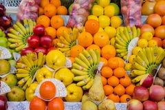 Tenda 8 da combinação da mistura do fruto foto de stock royalty free