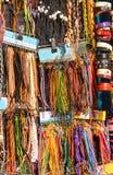 Tenda da joia do mercado Imagem de Stock Royalty Free