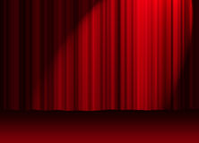Tenda del teatro royalty illustrazione gratis