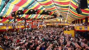 Tenda della birra di Hippodrom a Oktoberfest