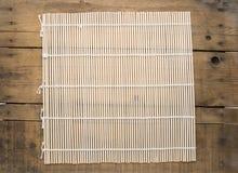 Tenda di bambù Fotografia Stock Libera da Diritti