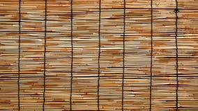 Tenda di bambù di Rohi Immagini Stock Libere da Diritti