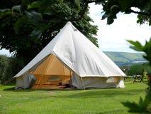 Tenda di Bell Fotografia Stock
