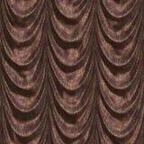 Tenda di Brown con il modello illustrazione di stock