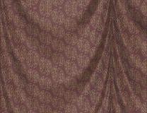 Tenda di Brown con il modello illustrazione vettoriale