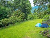 Tenda di campeggio immagini stock libere da diritti