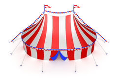 Tenda di circo royalty illustrazione gratis