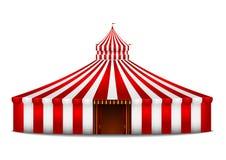 Tenda di circo royalty illustrazione gratis