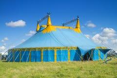 Tenda di circo Fotografie Stock Libere da Diritti