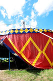 Tenda di circo Immagine Stock