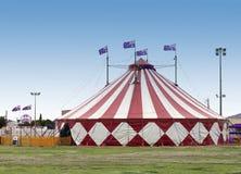 Tenda di circo Fotografia Stock Libera da Diritti