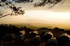 tenda immagine stock