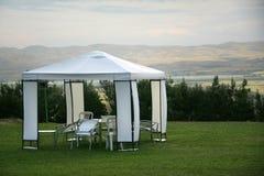 Tenda di picnic Immagine Stock Libera da Diritti