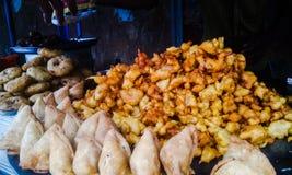 Tenda do alimento da rua imagens de stock
