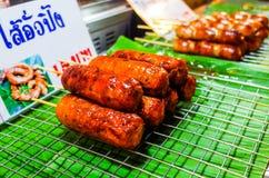 Tenda do alimento em Tailândia Imagem de Stock