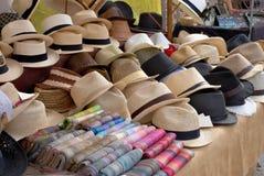 Tenda do chapéu imagens de stock royalty free