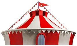 Tenda do circus Imagens de Stock Royalty Free