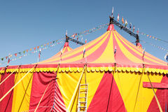 Tenda do circus Foto de Stock