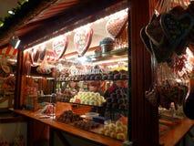 Tenda do mercado do Natal em Berlim Fotos de Stock