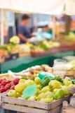 Tenda do mercado dos fazendeiros Imagens de Stock Royalty Free