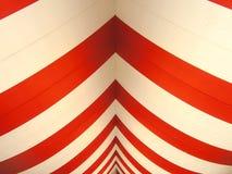 Tenda foranea Fotografie Stock Libere da Diritti