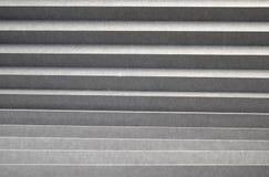 Tenda grigia ondulata Priorità bassa grigia strutturata fotografia stock