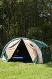 Tenda in montagne - Biesczady, Polonia Fotografia Stock Libera da Diritti