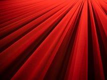 Tenda rossa Fotografia Stock Libera da Diritti