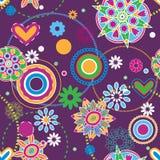 Tendance de Hippie Images stock