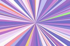 Tendance graphique de conception d'abr?g? sur fond rayons de bannière illustration de vecteur