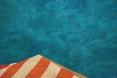 Tendas do circus de Grunge Imagens de Stock Royalty Free