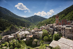 Tende, France Photographie stock