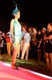 Tendencia de la moda en la India Imagen de archivo