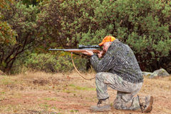 Tendenza del cacciatore Fotografie Stock