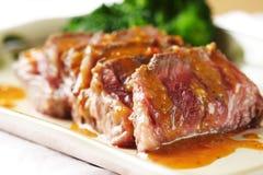 Tender beef Stock Image