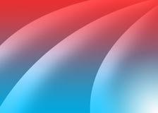 Tender digital background. Tender blue and red digital background Stock Images