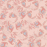 Tender floral seamless pattern Royalty Free Stock Photography